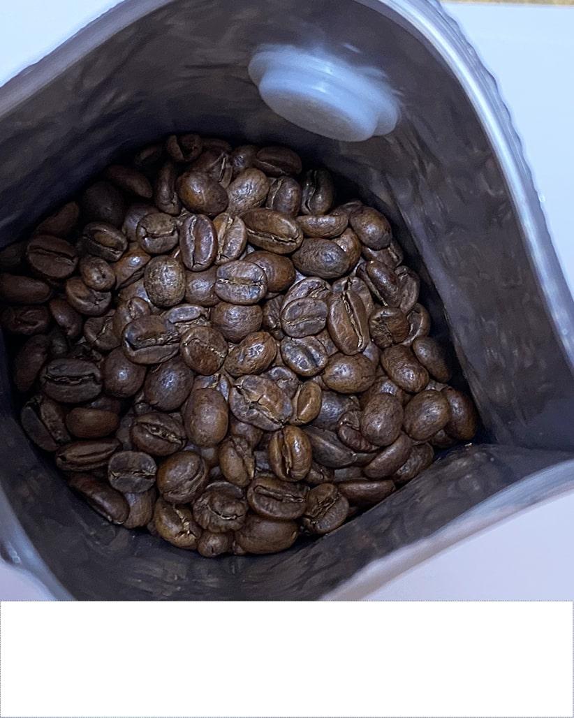 Свежеобжаренный кофе в зернах Колумбия Декаф Планадас