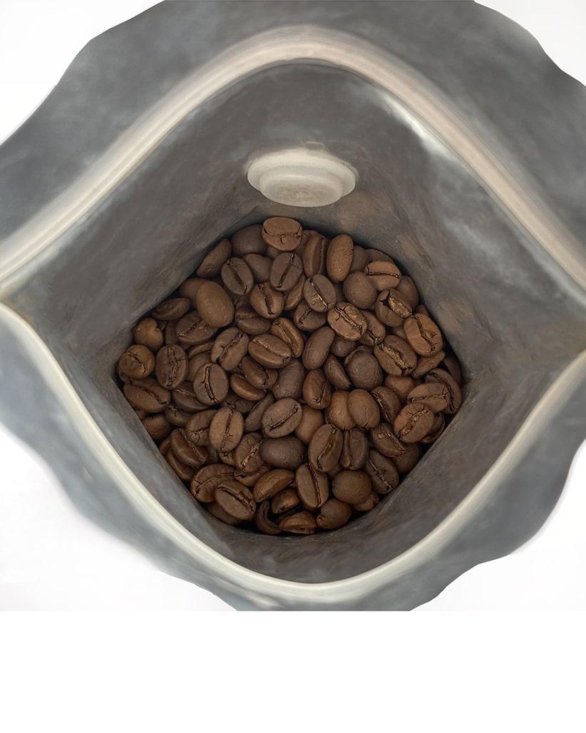Свежеобжаренный кофе в зернах Индия Муссонный Малабар АА