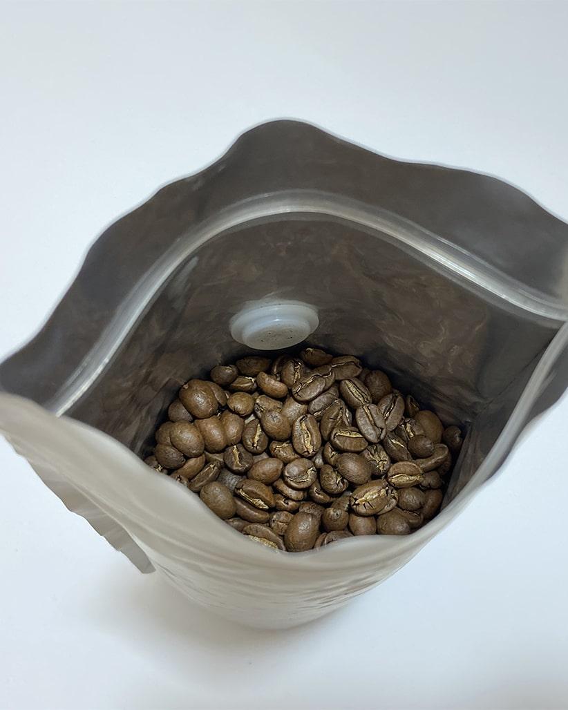 Свежеобжаренный кофе в зернах Перу Органик грейд 1